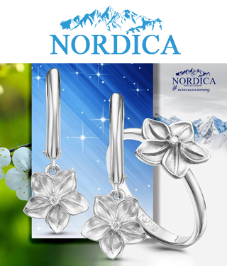 NORDICA jewelry company