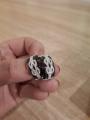 Отличные керамические серьги