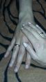 Обручальное кольцо для мужа.