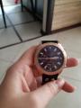 Клеевые часы