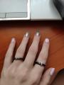 Шикарное кольцо себе или в подарок.