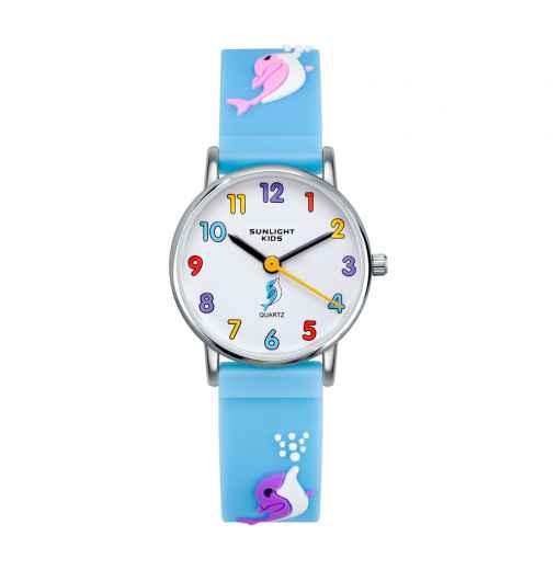 Серебряные детские наручные часы купить смарт часы в рязани