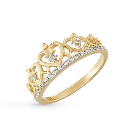 Ювелирные украшения из желтого золота по лучшей цене 7a541318689bd