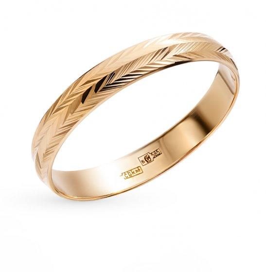 Золотое кольцо КАМЕЯ 14-5036-11-00   красное и розовое золото 585 ... 0c6f5f79129