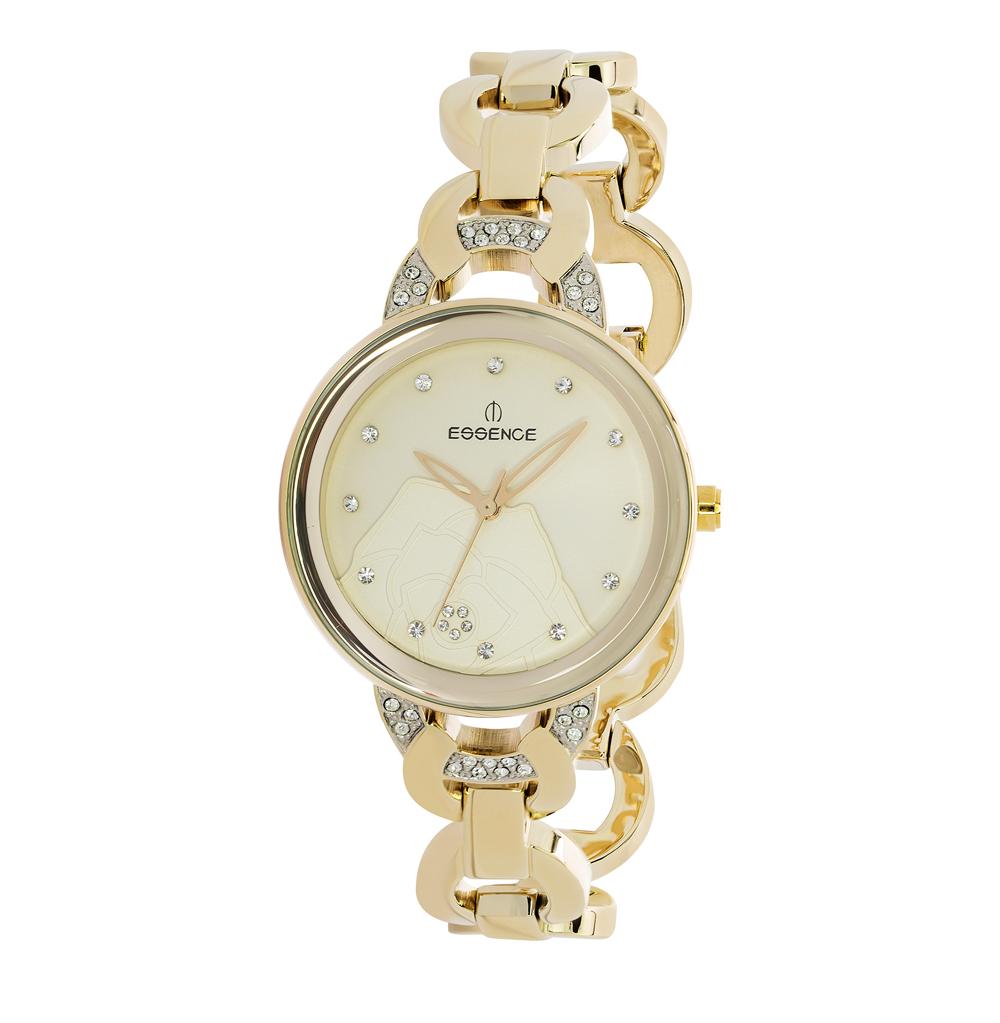 Женские часы D939.110 на стальном браслете с PVD покрытием с минеральным стеклом в Санкт-Петербурге