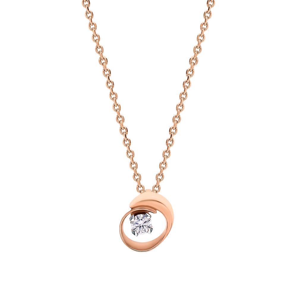 Золотое колье с бриллиантами в Санкт-Петербурге