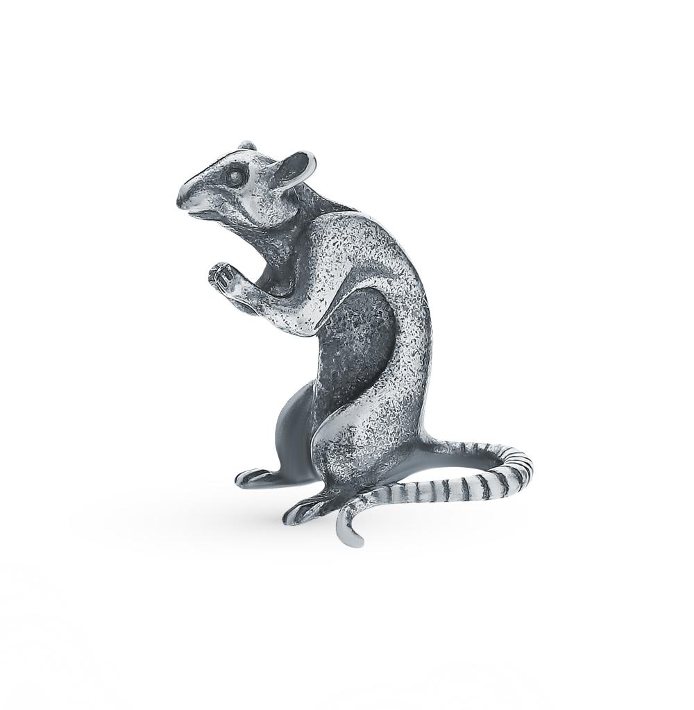 Фото «Серебряный сувенир «Кошельковая мышь»»