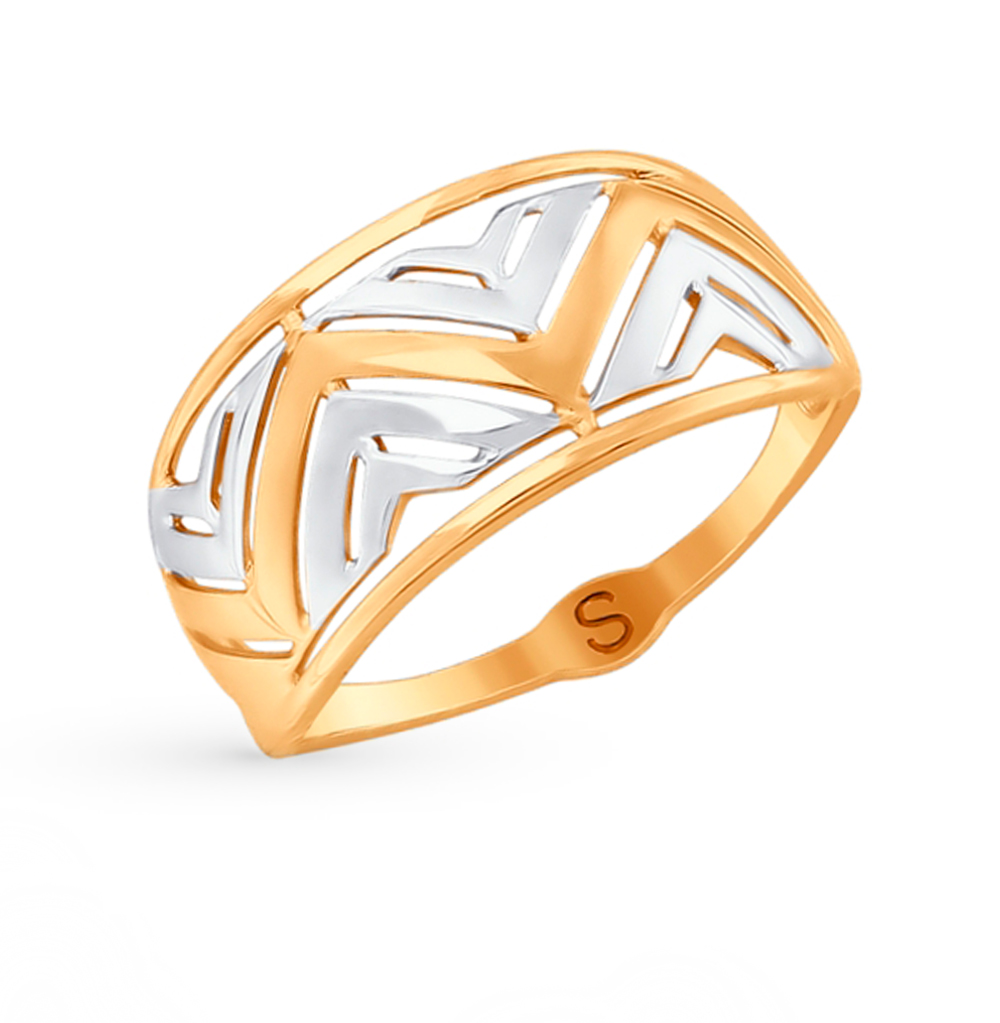 Фото «Золотое кольцо SOKOLOV 017694*»