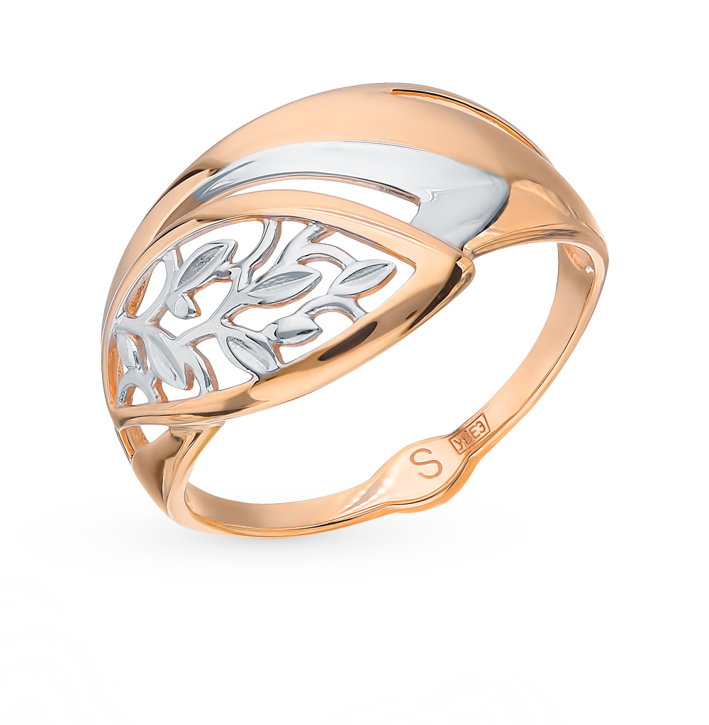 золотое кольцо SOKOLOV 017783*