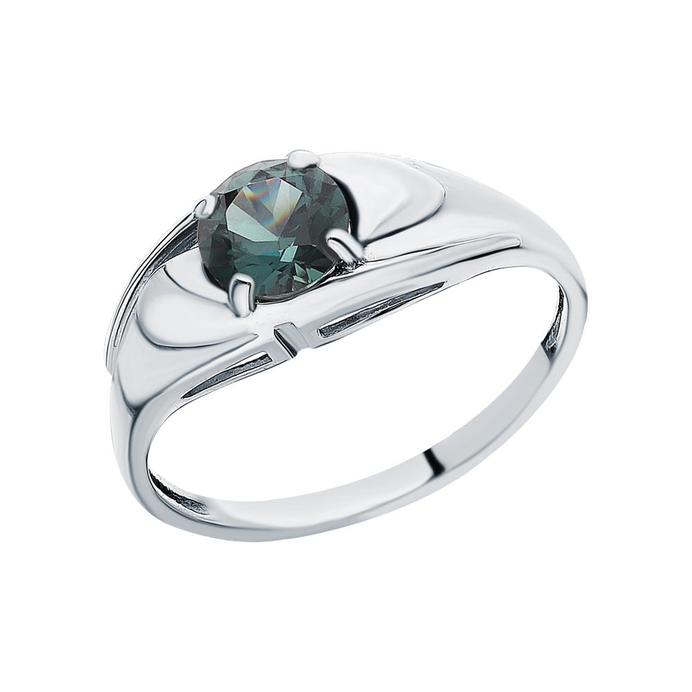 Серебряное кольцо с турмалинами в Екатеринбурге