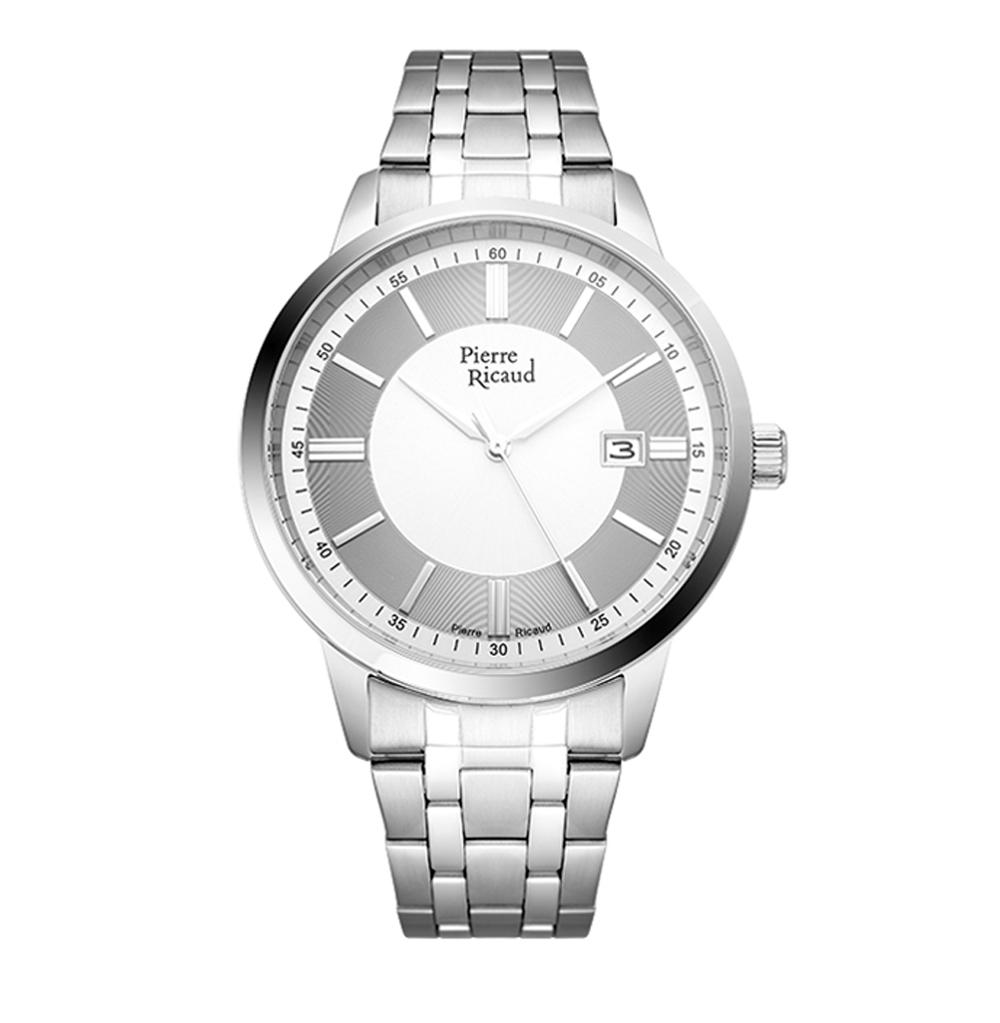 Фото «Мужские часы P97238.5113Q на стальном браслете с минеральным стеклом»