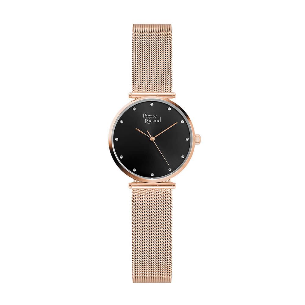 Фото «Женские кварцевые часы P22036.9144Q на стальном браслете с минеральным стеклом»