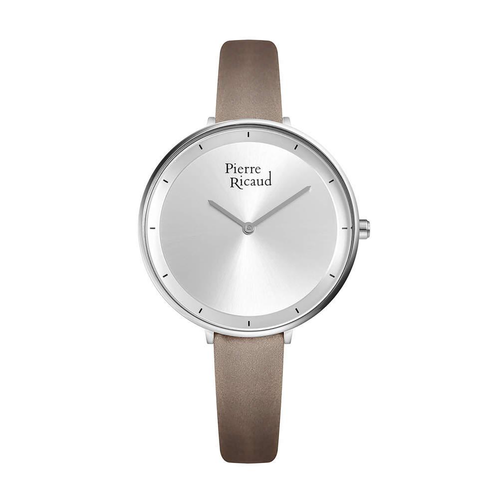 Женские кварцевые часы P22100.5G13Q на кожаном ремешке с минеральным стеклом в Екатеринбурге