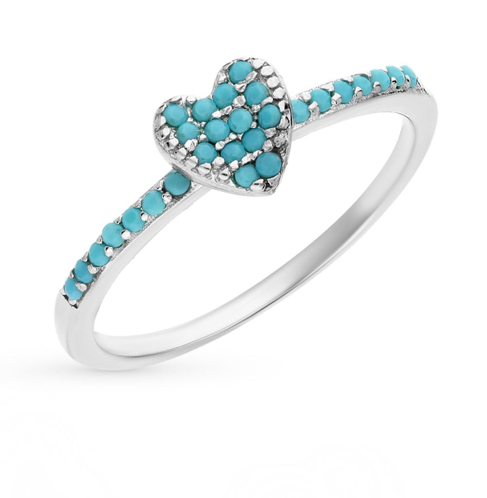 Фото «кольцо с бирюзой»