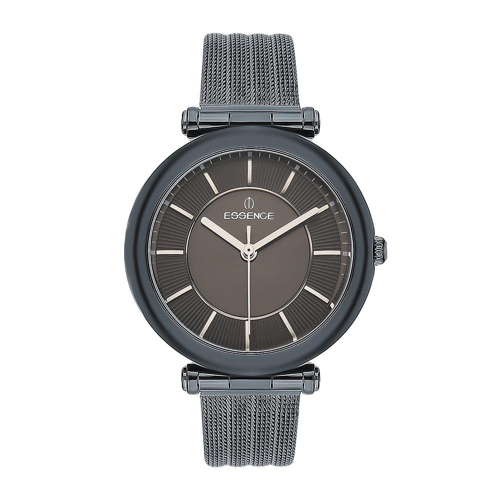 Женские  кварцевые часы ES6513FE.060 на стальном браслете с минеральным стеклом в Екатеринбурге