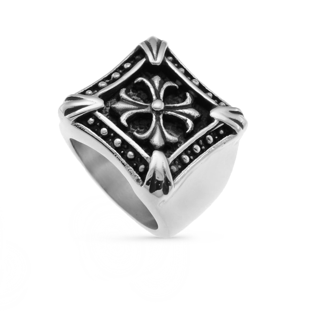 Фото «кольцо из стали»
