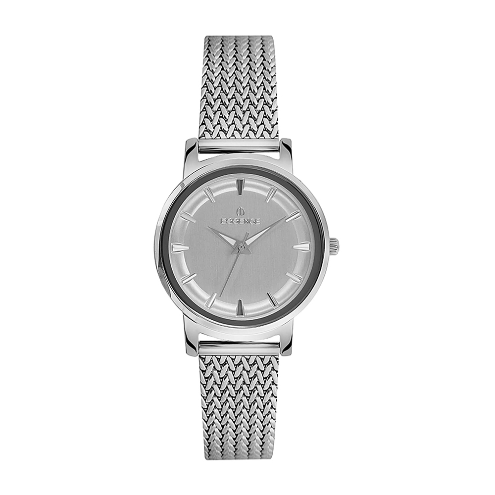 Женские  кварцевые часы ES6507FE.330 на стальном браслете с минеральным стеклом в Екатеринбурге