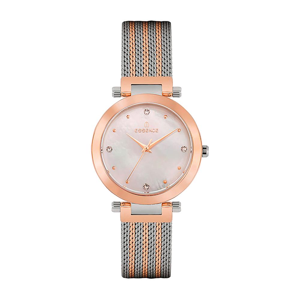 Женские  кварцевые часы ES6545FE.520 на стальном браслете с минеральным стеклом в Санкт-Петербурге