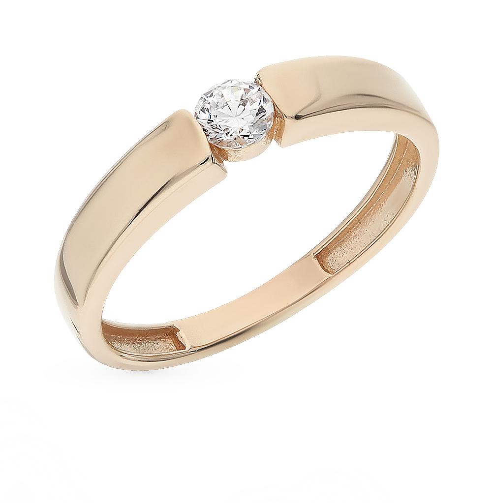 кольцо золотое фото