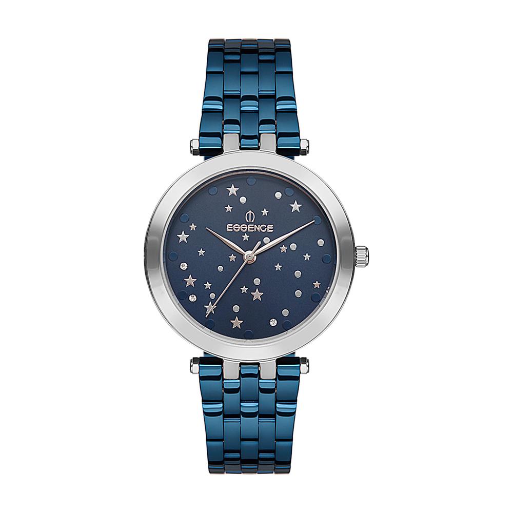 Фото «Женские  кварцевые часы ES6499FE.399 на стальном браслете с минеральным стеклом»