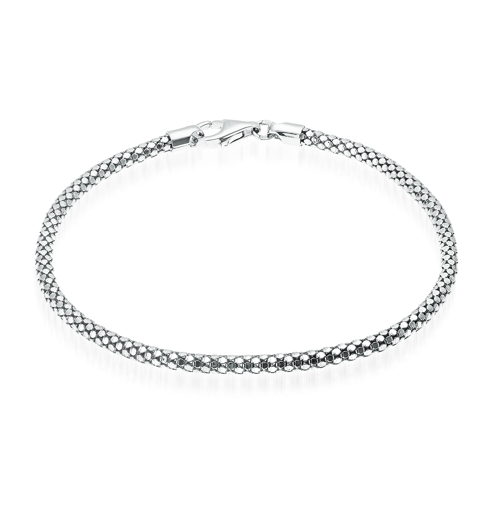 серебряный браслет с фианитами SOKOLOV 94050158