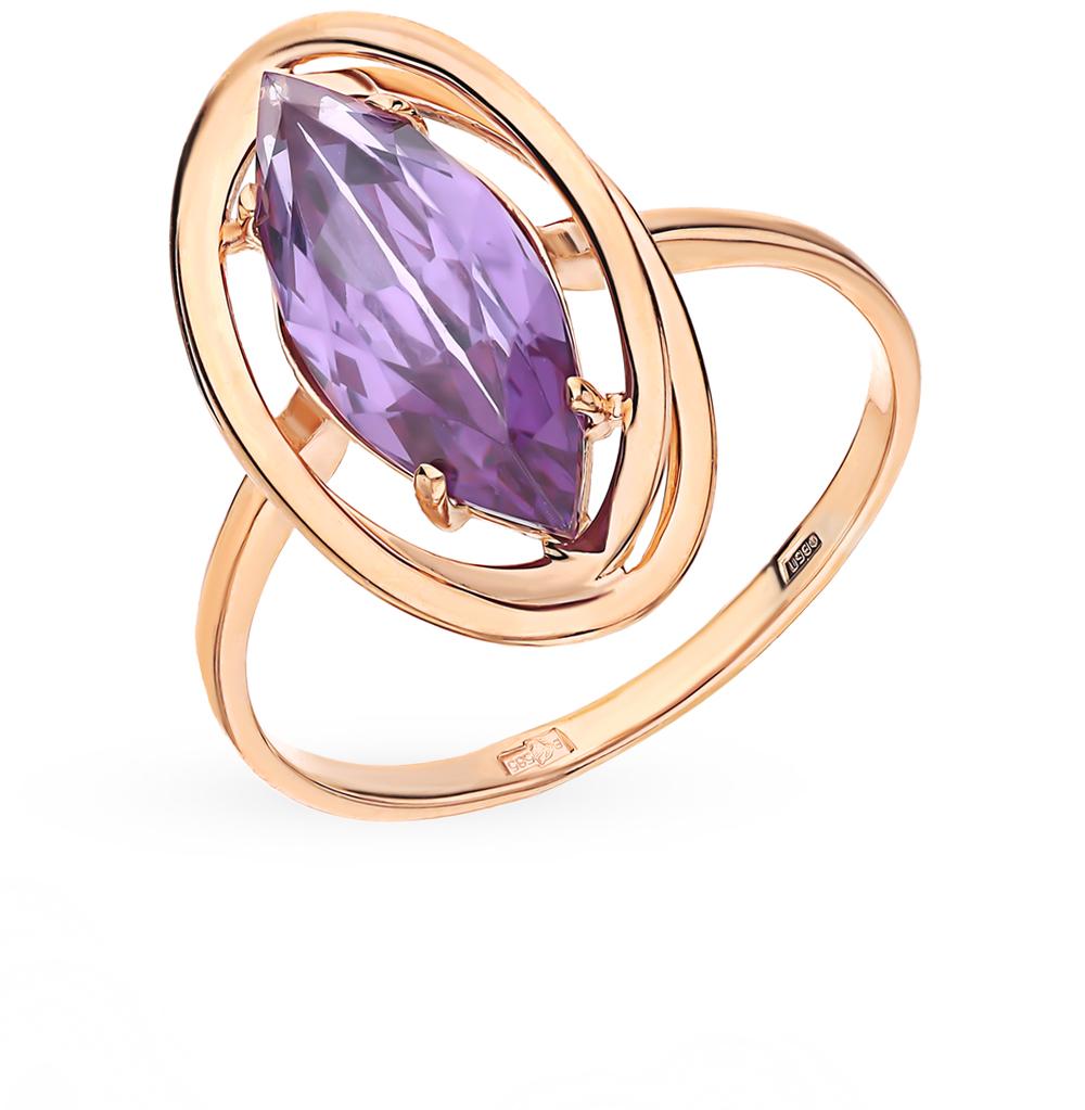 Фото «Золотое кольцо с александритом»