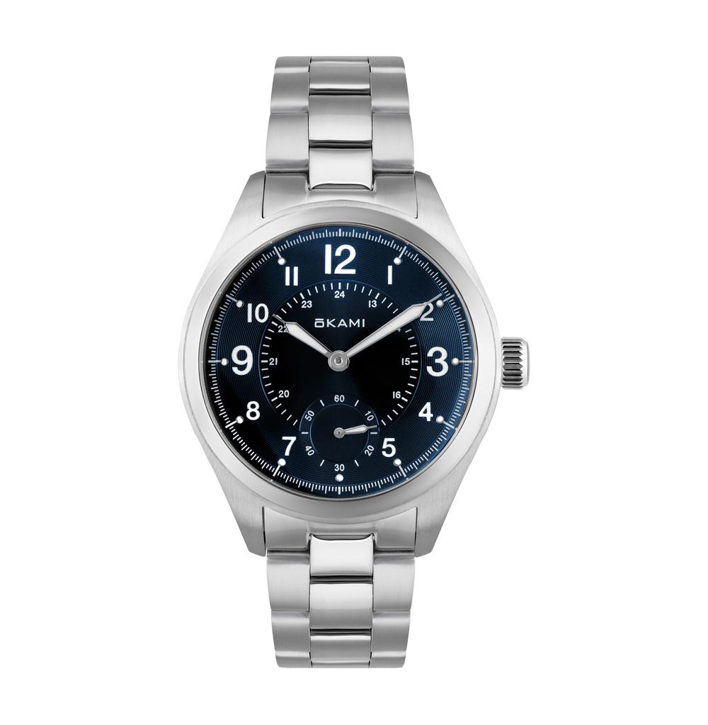 Фото «Женские часы на стальном браслете»