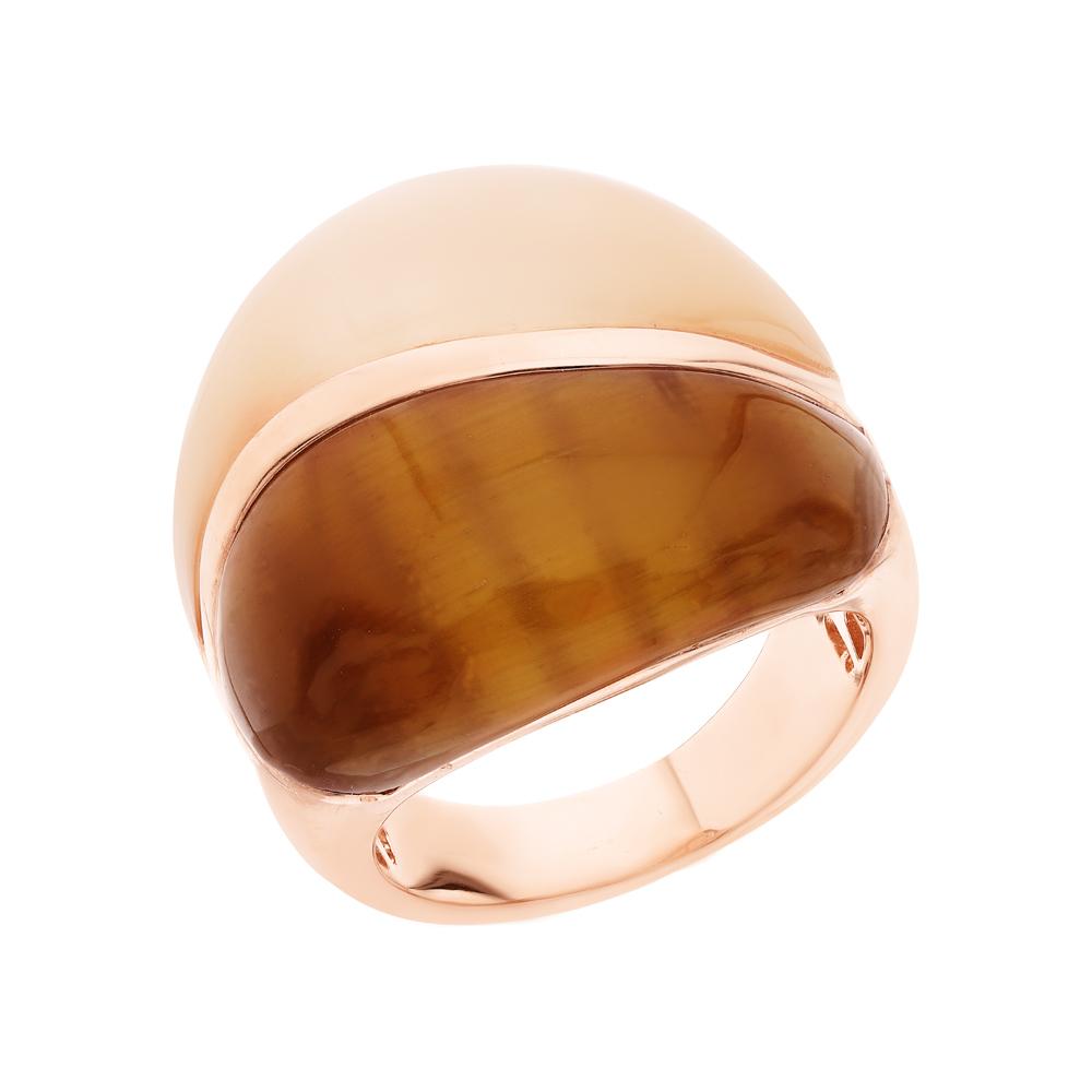 Фото «Серебряное кольцо с кошачьими глазами»