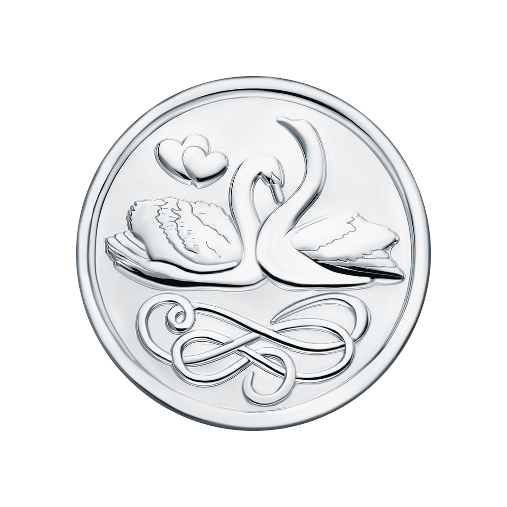Фото «Серебряная монета»