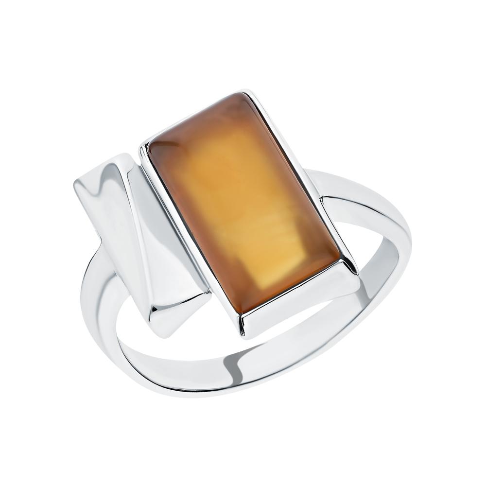 Серебряное кольцо с сердоликом в Екатеринбурге