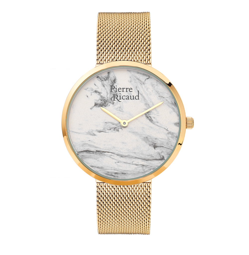 Фото «Женские часы P21067.1101Q на стальном браслете сIPпокрытием с минеральным стеклом»