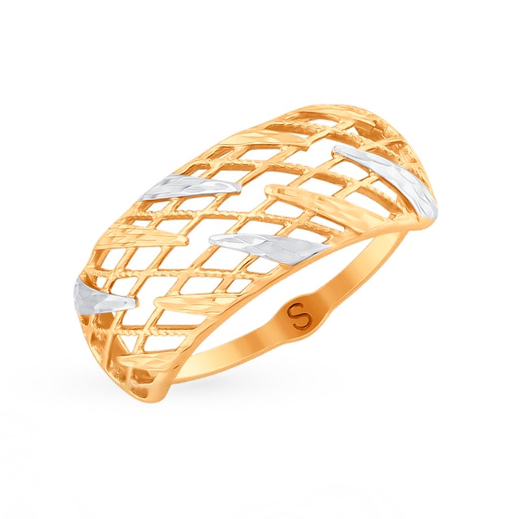 Золотое кольцо SOKOLOV 018025* в Санкт-Петербурге