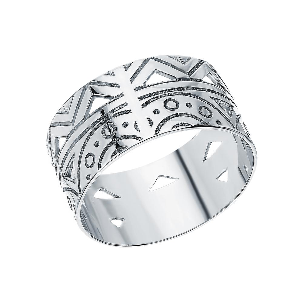 Серебряное кольцо SOKOLOV 94013101 в Екатеринбурге