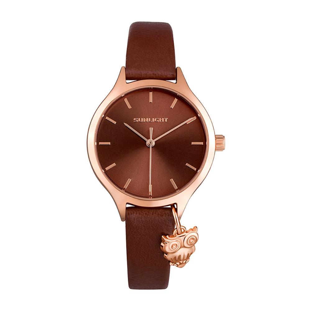 Женские часы с подвеской на кожаном ремне в Екатеринбурге