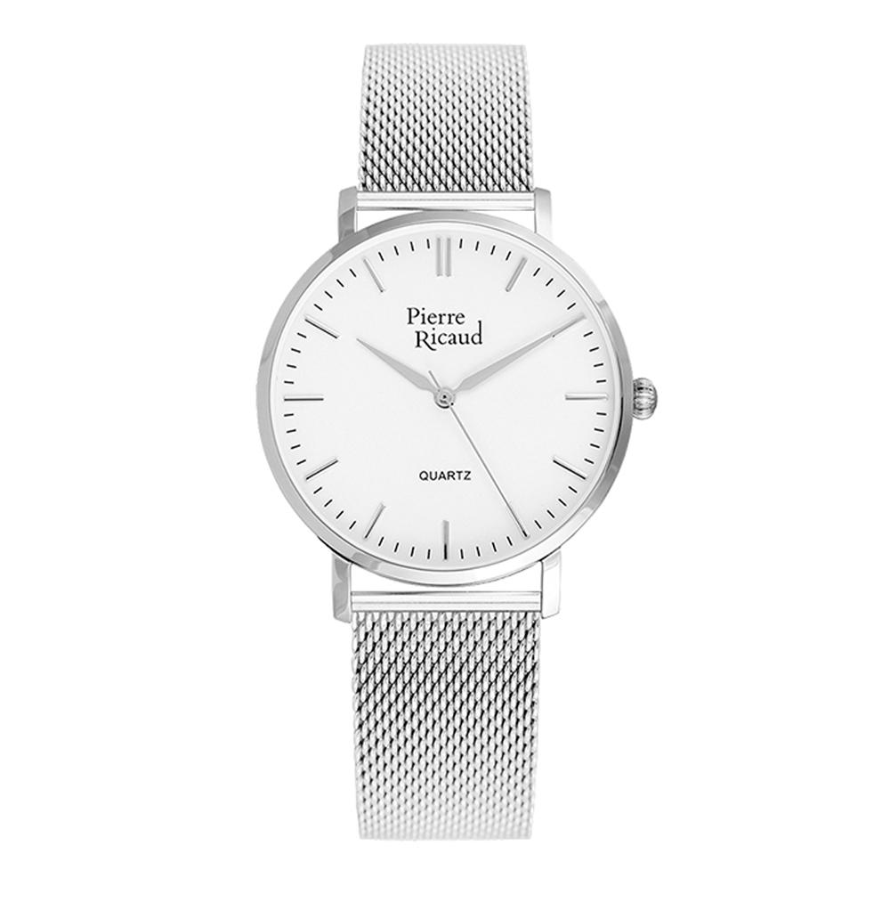 Женские часы P51082.5113Q на стальном браслете с минеральным стеклом в Екатеринбурге