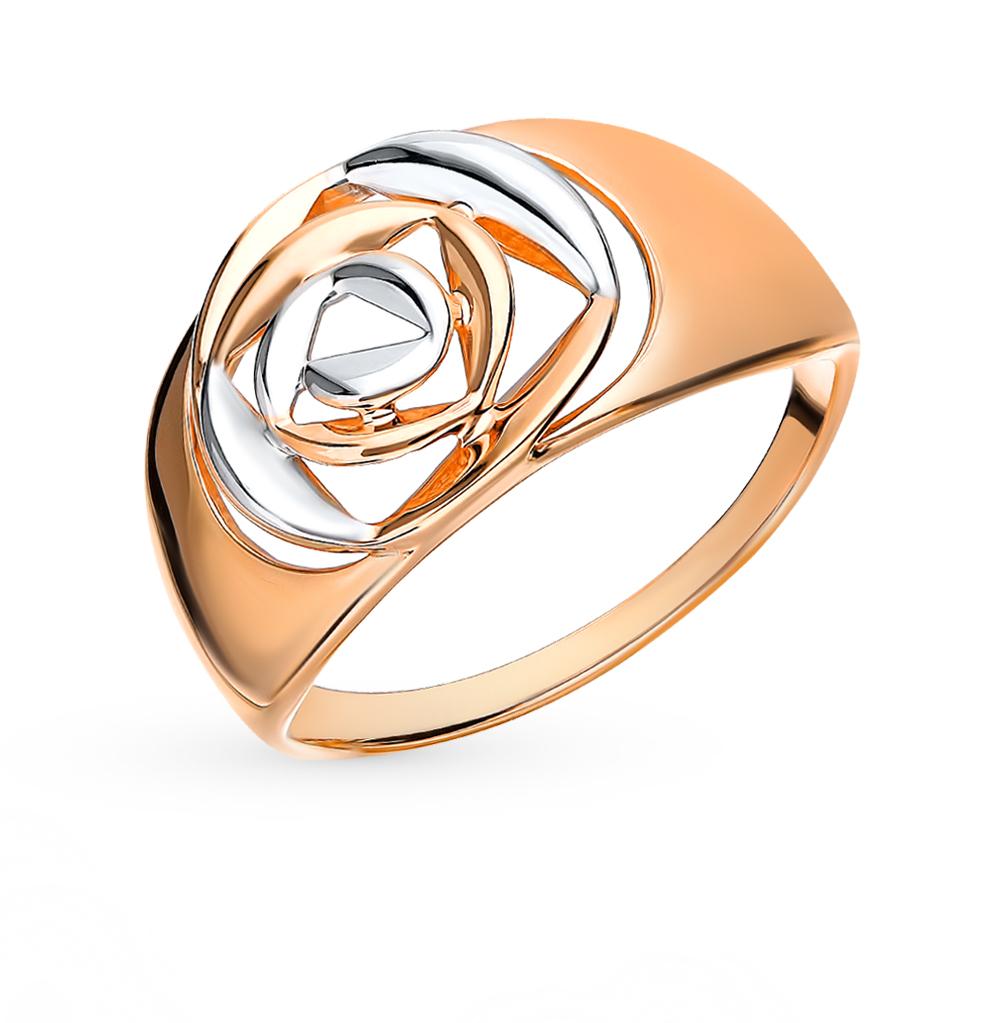 золотое кольцо SOKOLOV 017597*