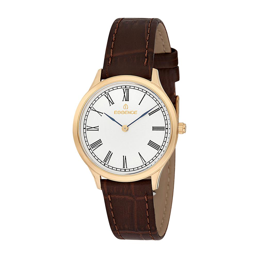 Женские часы ES6402FE.132 на кожаном ремешке с минеральным стеклом в Санкт-Петербурге