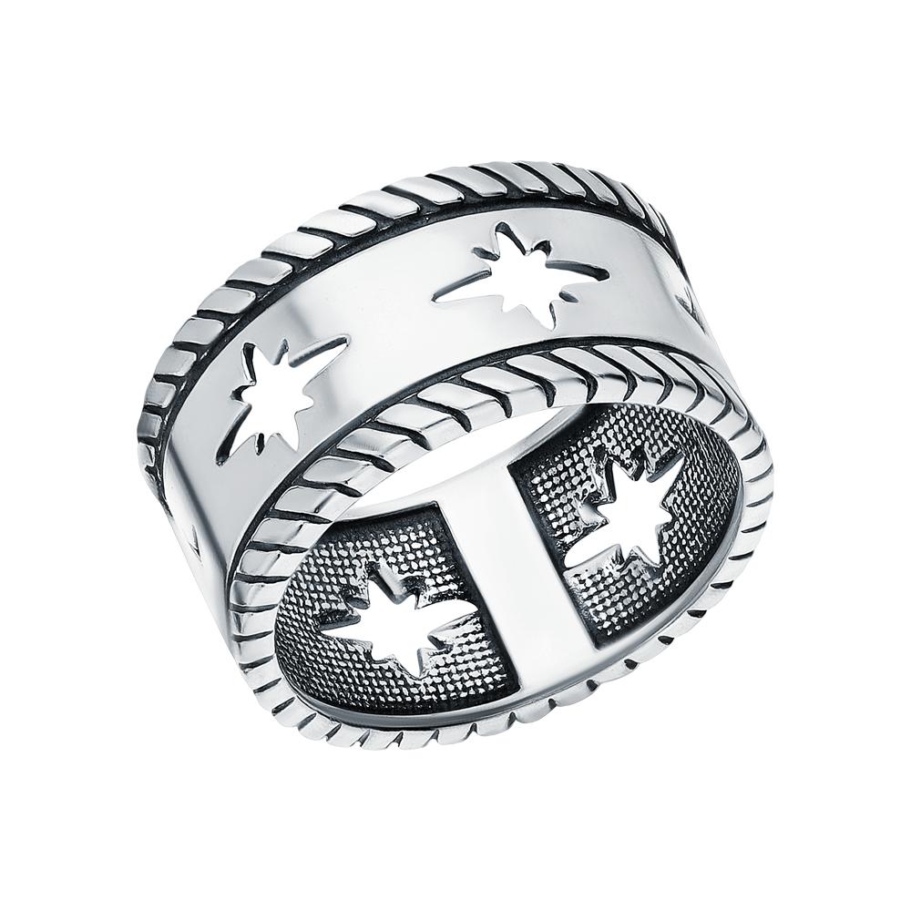 Серебряное кольцо SOKOLOV 95010132 в Екатеринбурге