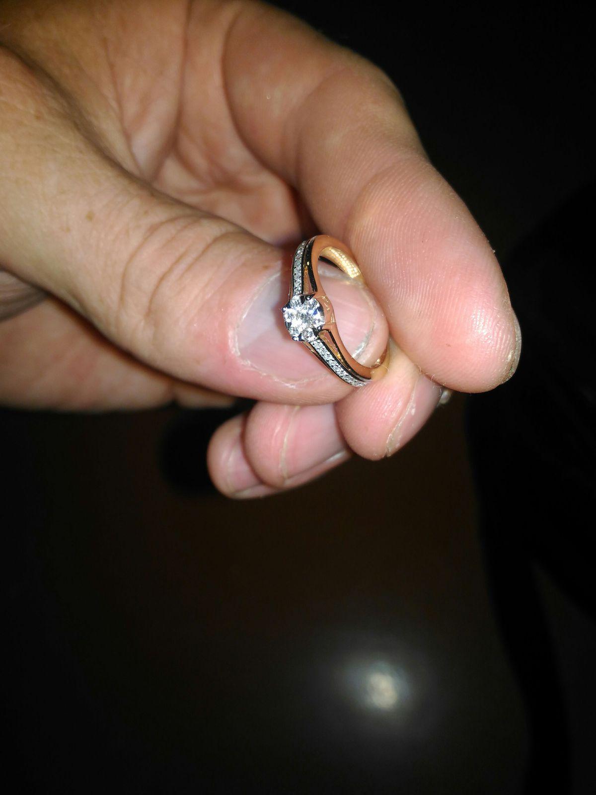 Кольцо восхитительно
