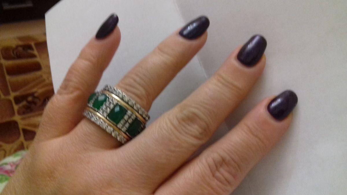 Очень.  Очень  красивое кольцо