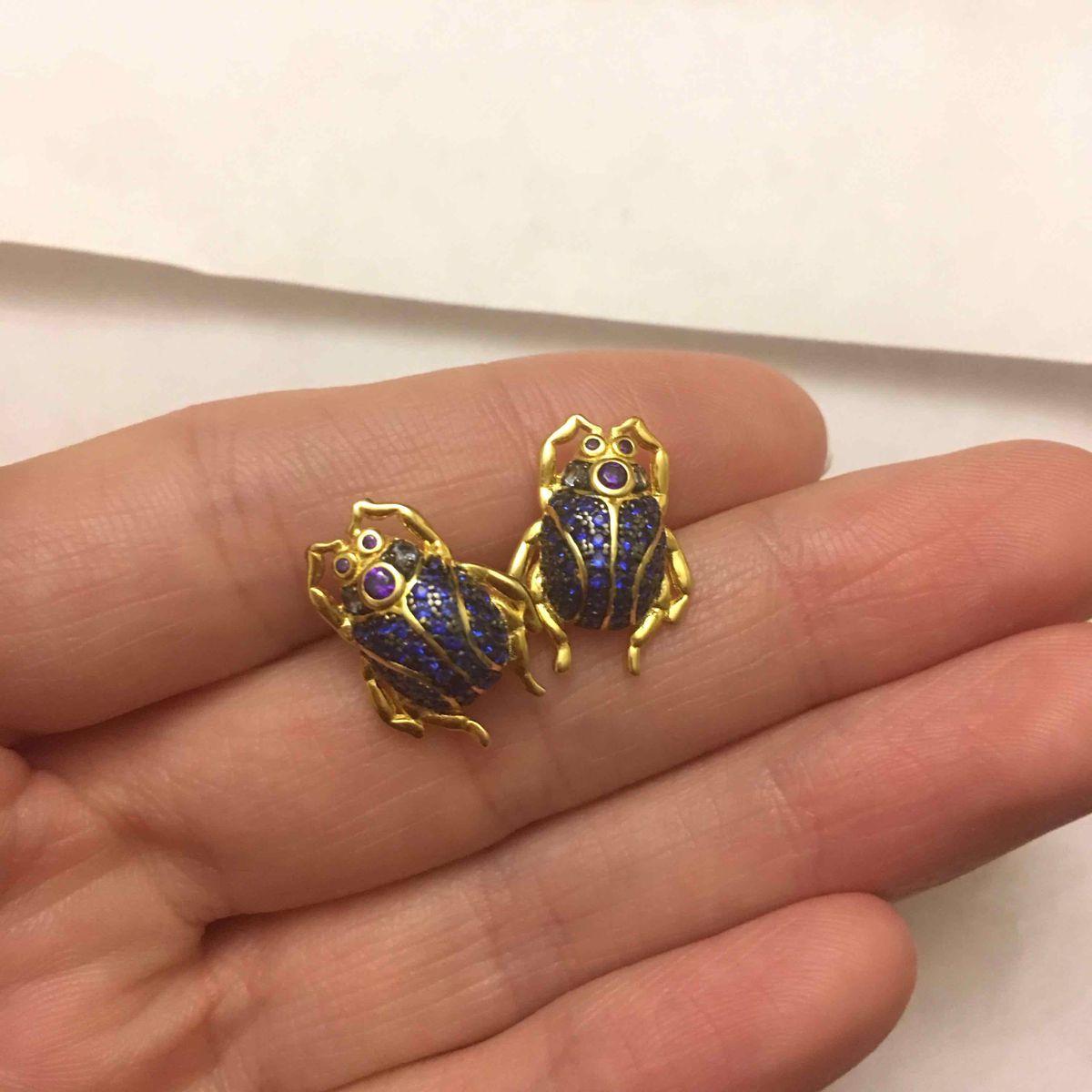 Серебрянные жуки в подарок)