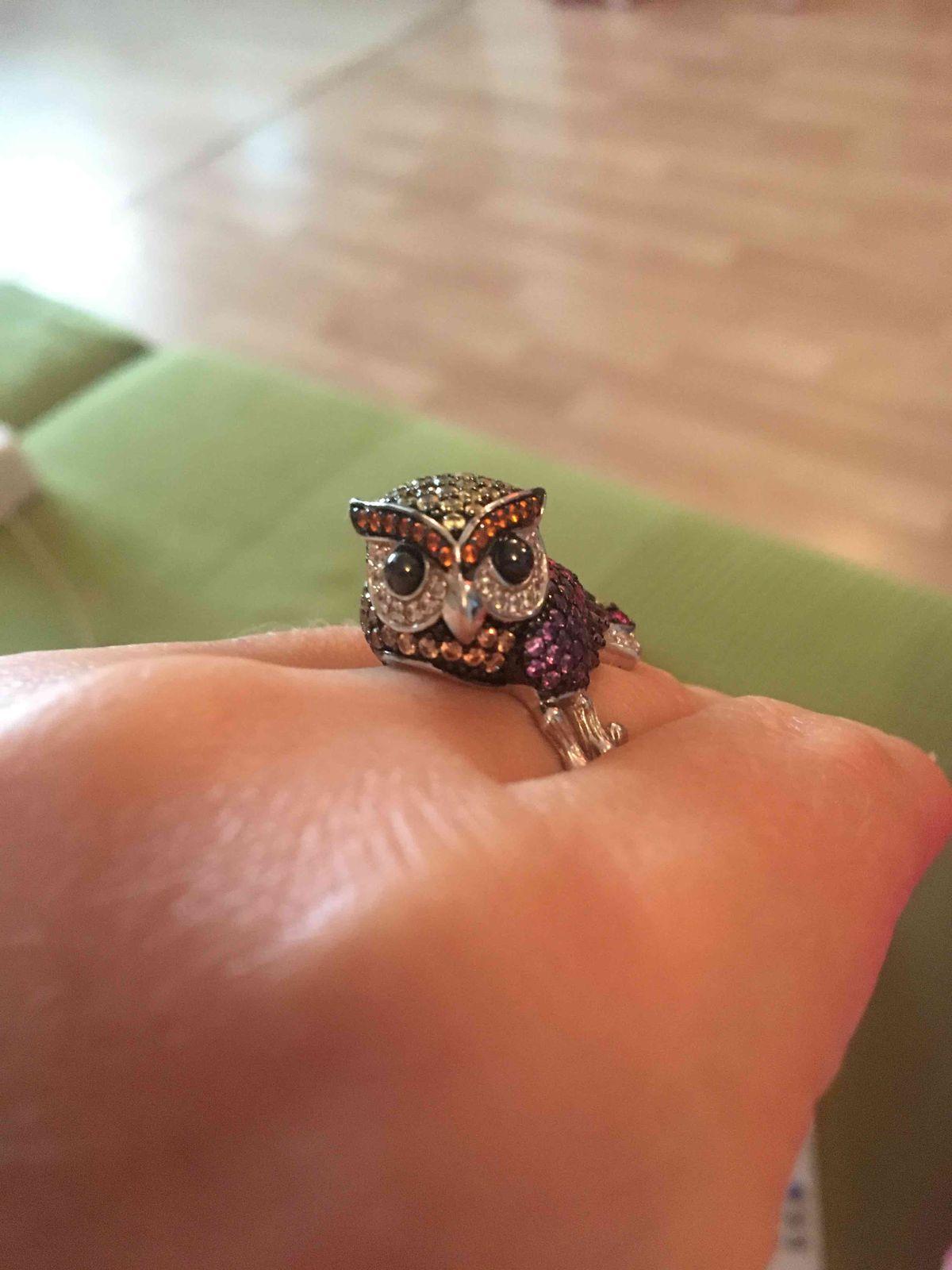 Любимое кольцо.