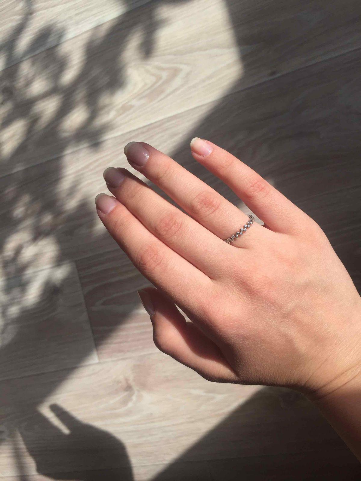 Серебряное кольцо , отличного качества