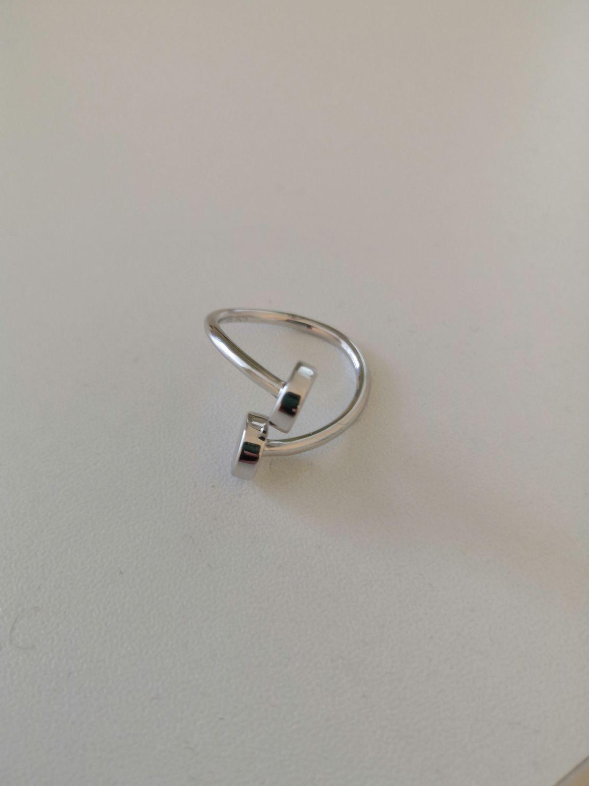 Простое оригинальное кольцо.