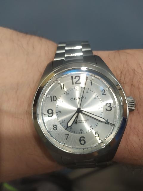 Часы наручные муж.