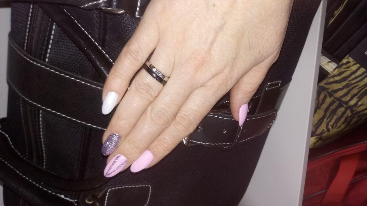 Кольцо серебро+керамика