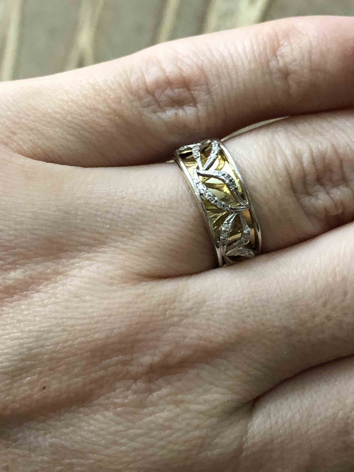 💍👍😍 Безумно красивое кольцо!