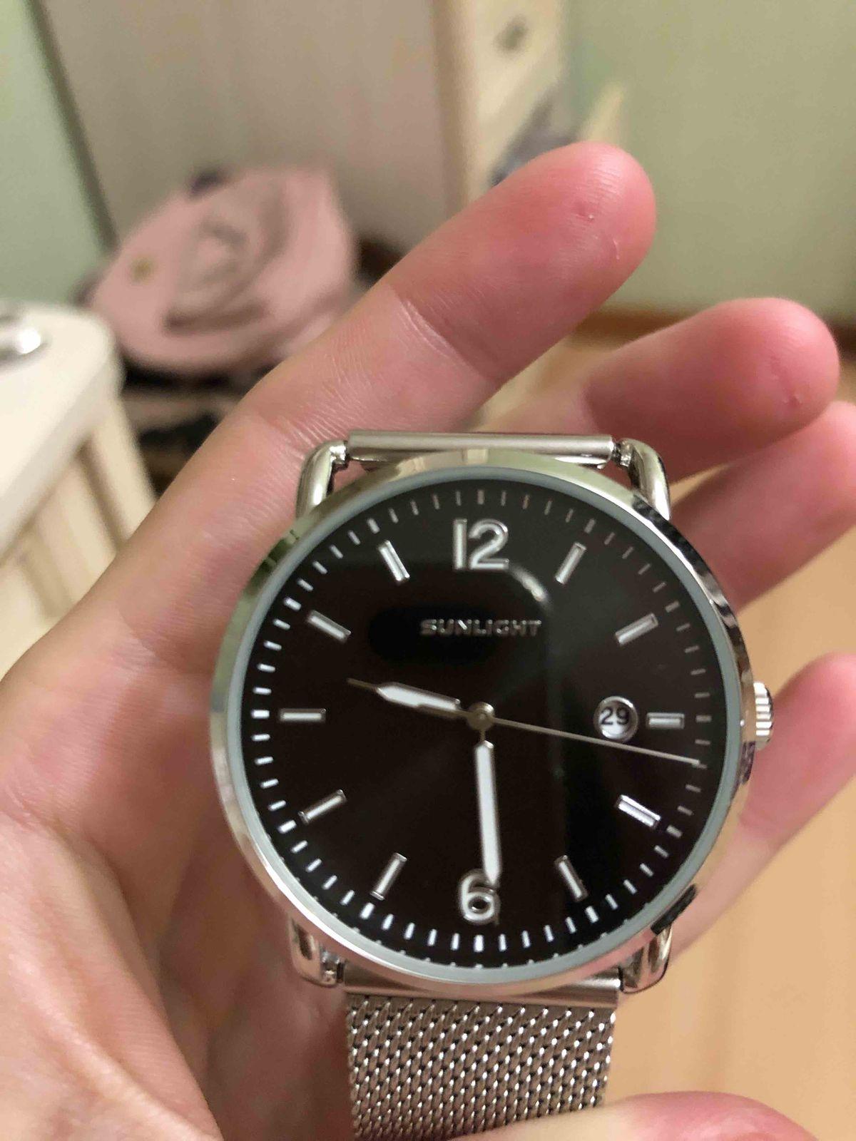 Часы, кварцевый механизм