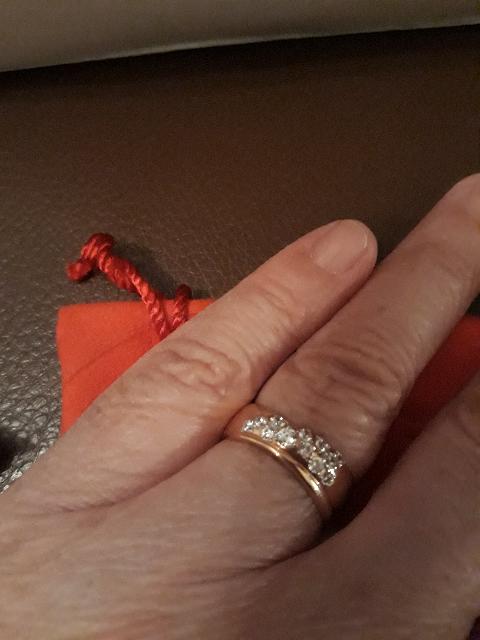 Кольцо для невестки