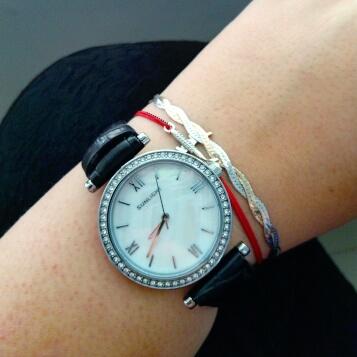 Очень удобные и красивые часы ❤